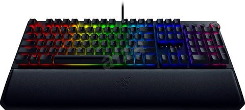 מקלדת גיימינג RAZER BlackWidow Elite Yellow Switch