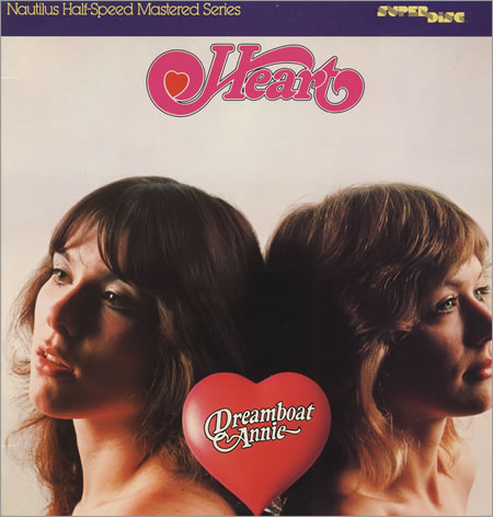 Dreamboat Annie Cover (1976)