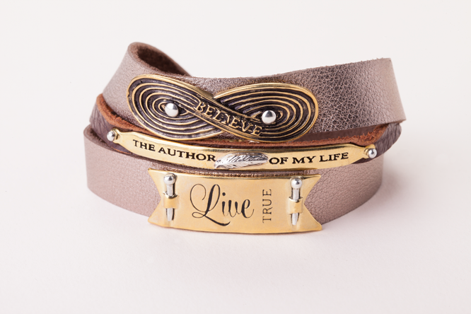 graduation-leather-bracelets