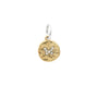 Illuminations Charm - Butterfly - Brass