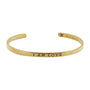 "Bridget Fonger ""I Am Love"" Cuff"