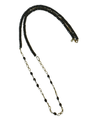 Beaded Chain - Black Onyx *`