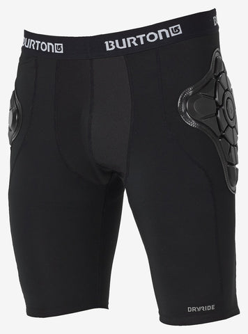 Burton | Total Impact Shorts | Mens | 2021 | Black