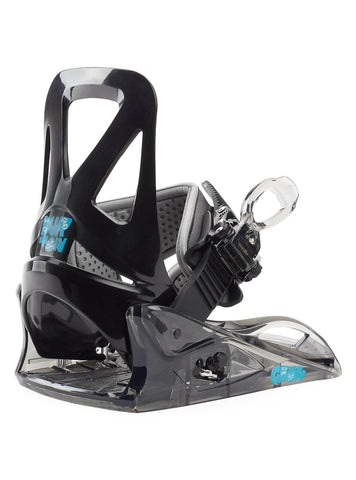 Burton | Grom Snowboard Bindings | Kids | 2021 | Black
