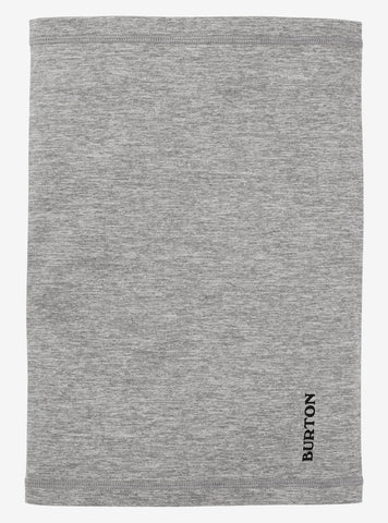Burton | Midweight Neckwarmer | 2021 | Grey Heather