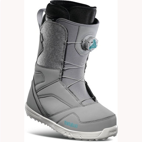 Thirtytwo | STW Boa Snowboard Boots | Womens | 2021 | Grey