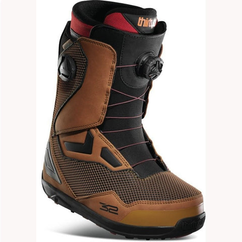 Thirtytwo | TM-2 Double Boa Snowboard Boots | Mens | 2021 | Brown