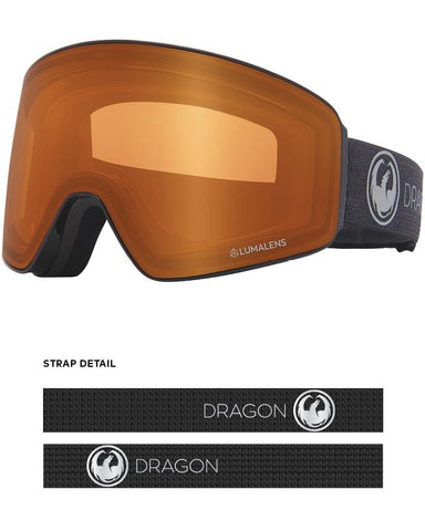 Dragon | PXV Snow Goggles | 2021 | Echo / Photochromatic Amber