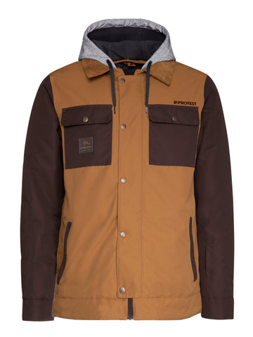 Protest | Austin Jacket Mens | 2021 | Beige