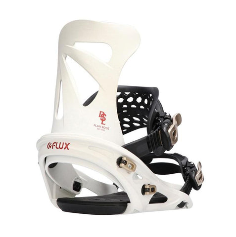 Flux | DSL Snowboard Bindings | Mens | 2021 | Gradation White