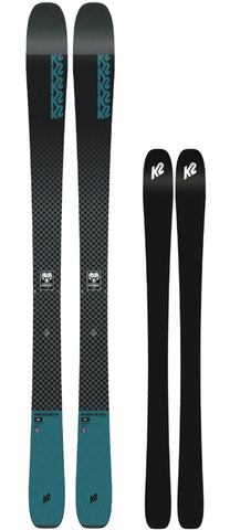 K2 | Mindbender 85 Alliance Snow Skis + Marker Squire 11 ID Bindings | Womens | 2022