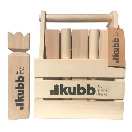 PLANET FINSKA | KUBB IN A CRATE