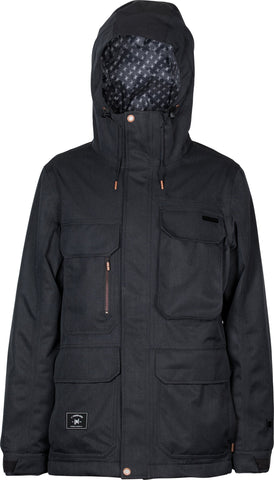 L1 | Suton Jacket Mens | 2021 | Black