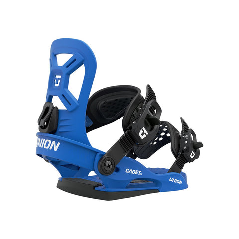 Union | Cadet XS Snowboard Bindings | 2021 | Kids | Royal Blue