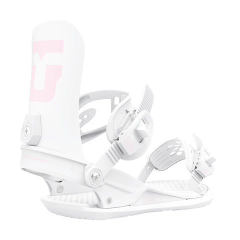 Union | Legacy Snowboard Bindings | 2021 | Womens | White