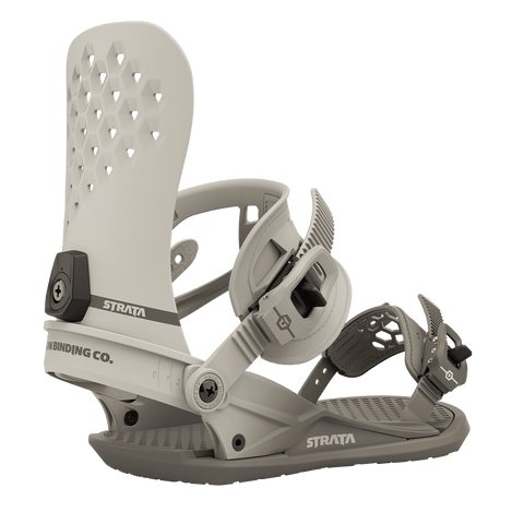 Union | Strata Snowboard Bindings | 2021 | Mens | Earth