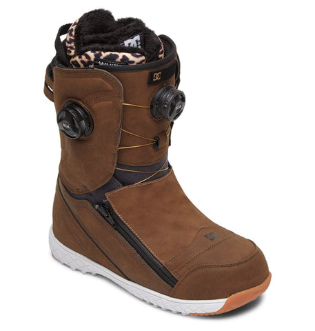 DC | Mora Womens Snowboard Boots | 2021 | Brown