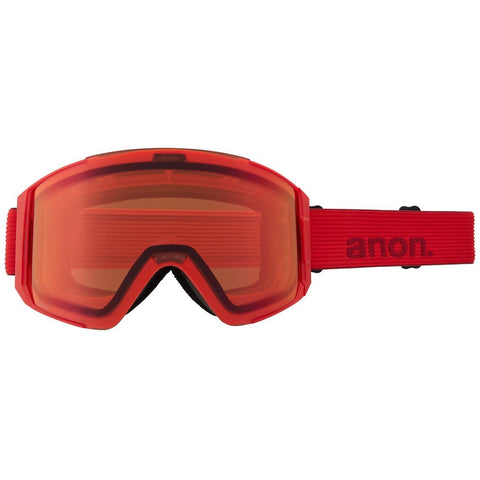 Anon | Sync Goggles | 2021 | Red / Perceive Sunny Red Lens