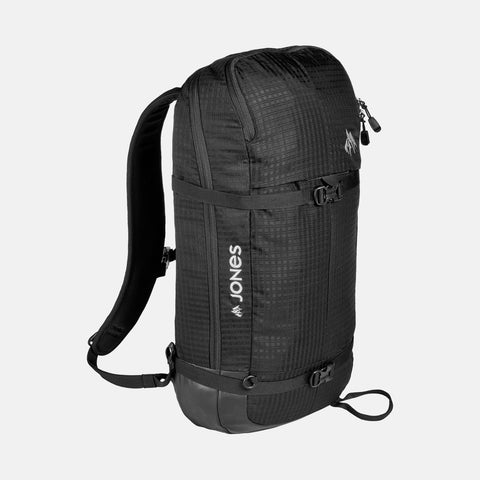 Jones | Dscnt Back Pack | 2021 | Black | 19 Litre