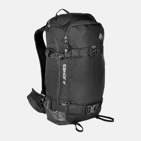 Jones | Dscnt Back Pack | 2021 | Black | 32 Litre
