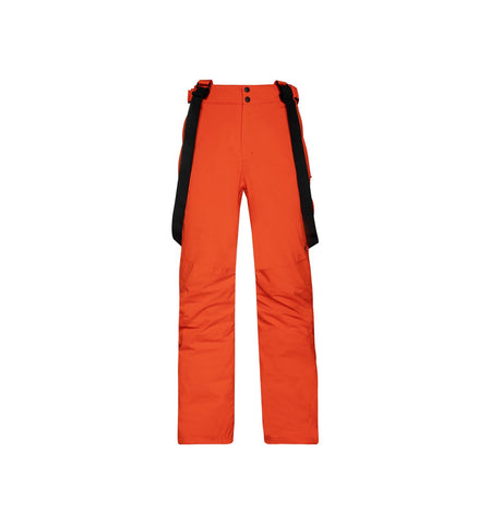 Protest | Owens Pants Mens | 2021 | Orange Fire