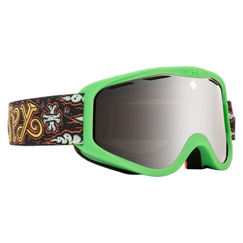Spy | Cadet Goggles 2021 | Dirty Dog HD Bronze with Silver Spectra Mirror