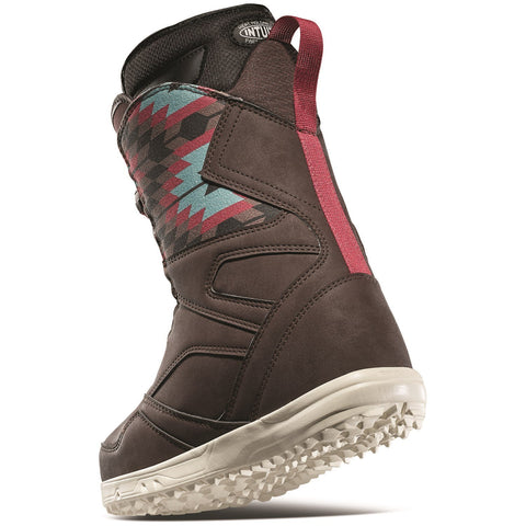 Thirtytwo | STW Double Boa Snowboard Boots | Womens | 2021 | Brown