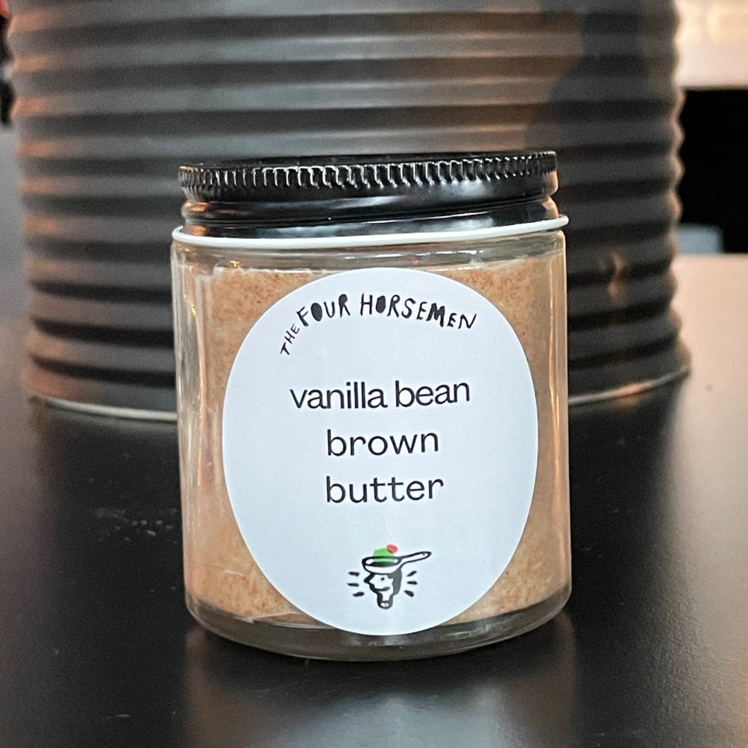 Vanilla Bean Brown Butter