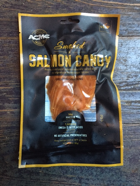 Smoked Salmon Candy