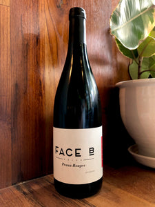 Face B 'Peaux Rouges' 2017 (Red)