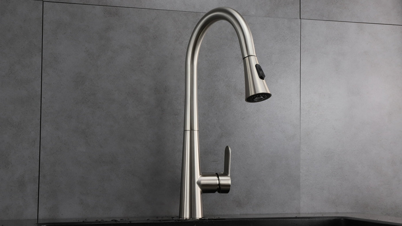 Bell + Modern Kitchen Faucets