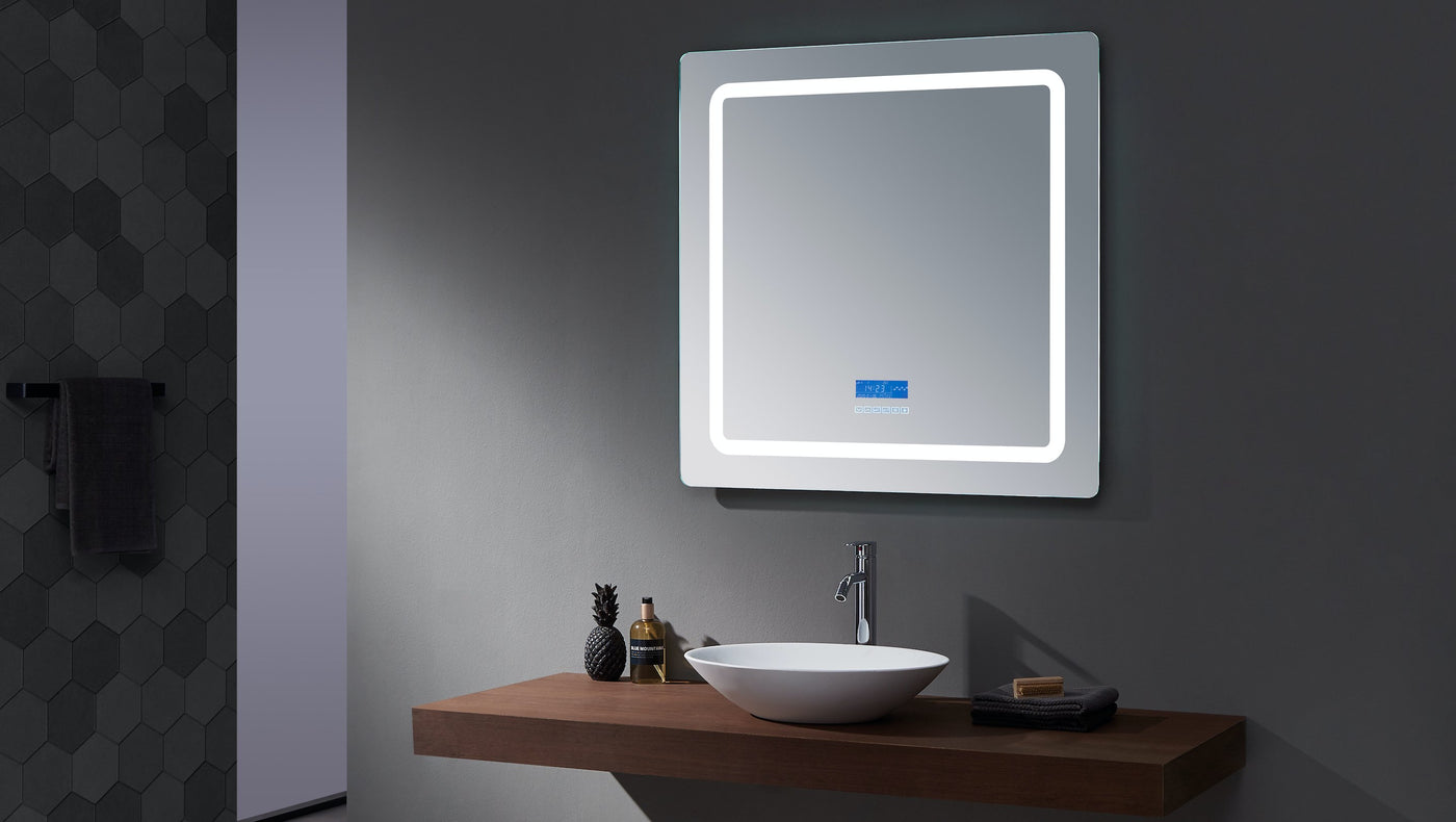 Bell + Modern LED Mirrors