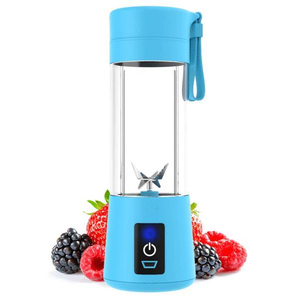 RECHARGEABLE BLENDER BOTTLE