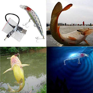 Twitching Fishing Lures