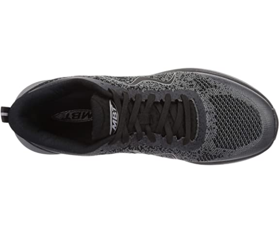 MBT Huracan 3000 Lace Up Black/Castlerock