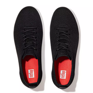 Fitflop Rally Tonal Knit Black