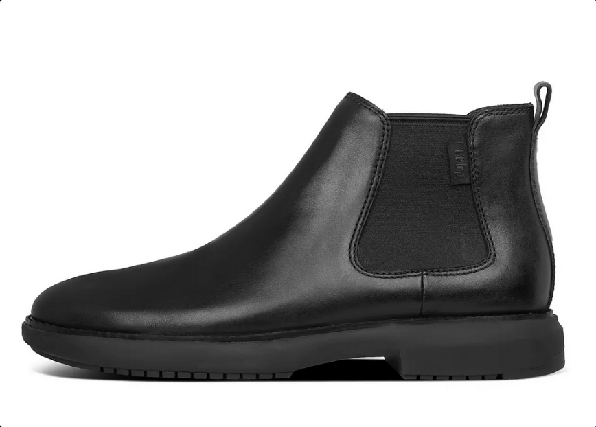 Fitflop Lamont Chelsea Boot Black