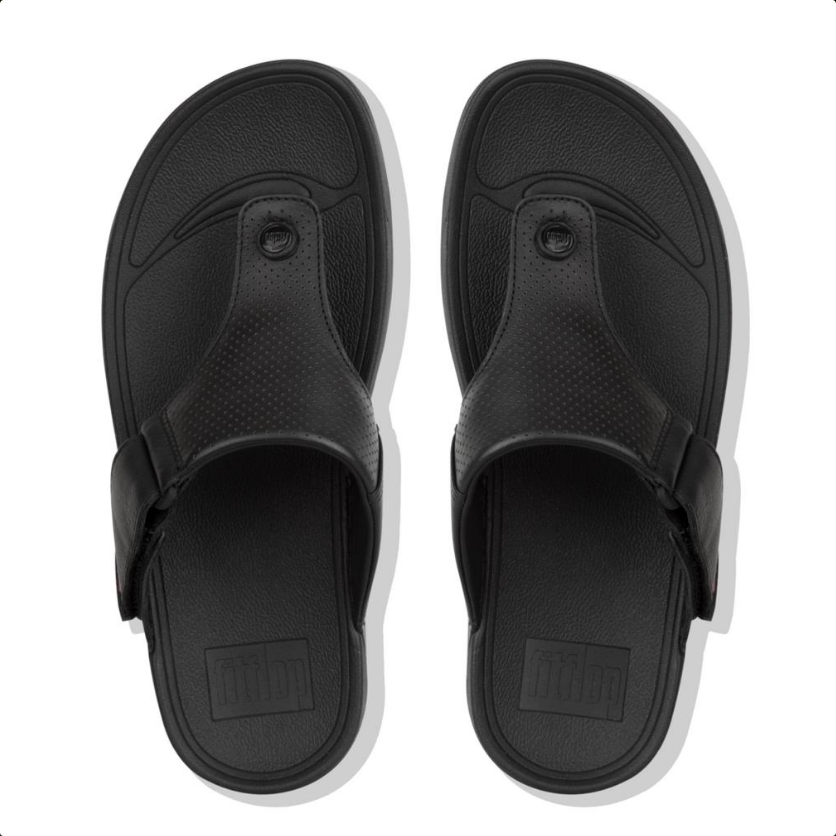 Laden Sie das Bild in den Galerie-Viewer, Fitflop Trakk II Black