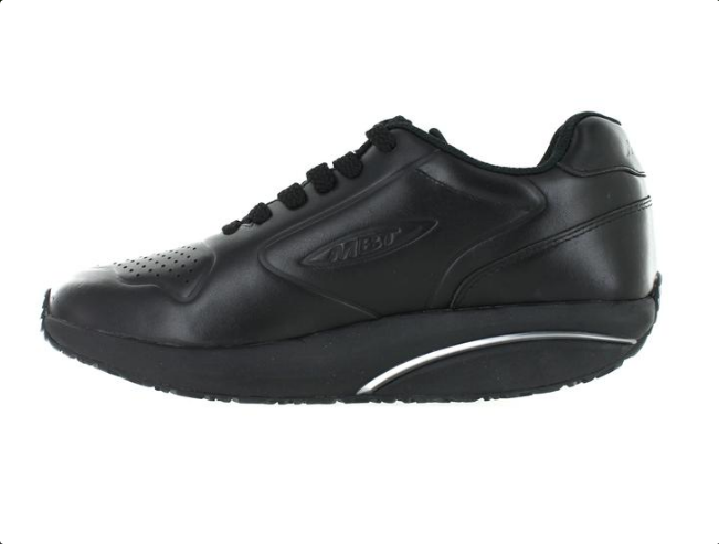 MBT 1997 Leather All Black