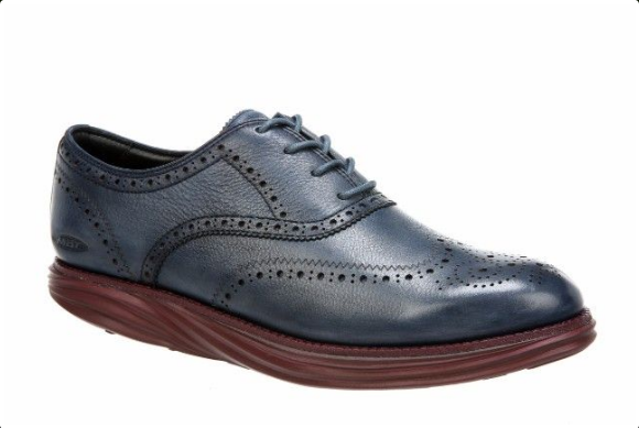 MBT Boston Burnished Navy
