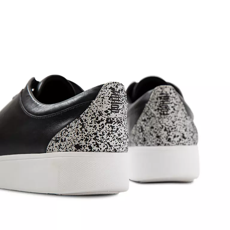 Fitflop Rally Glitter Black