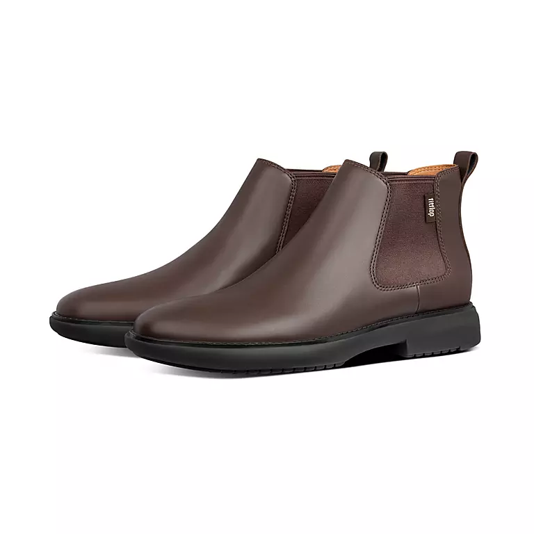 Fitflop Lamont Chelsea Boot Chocolate