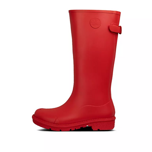 Fitflop Wonderwelly Tall Red