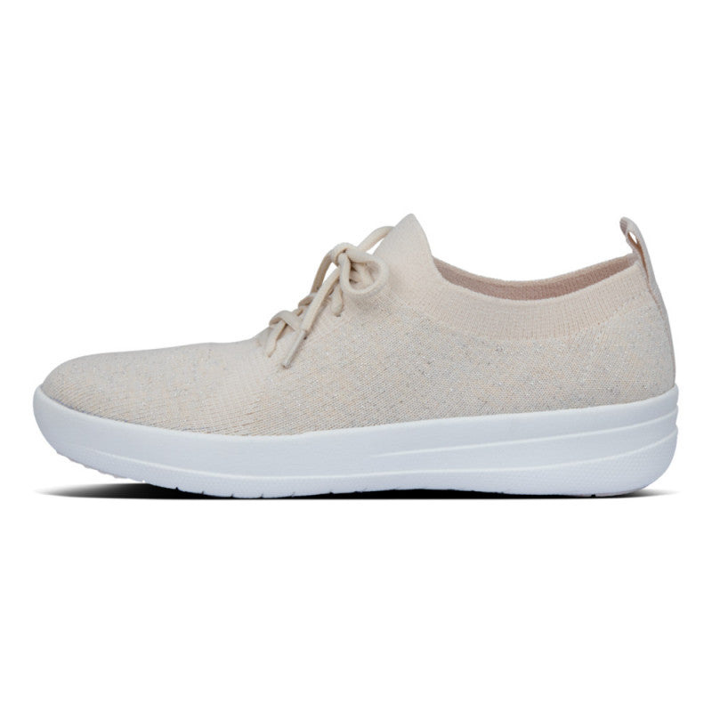 Laden Sie das Bild in den Galerie-Viewer, Fitflop F-Sporty Uberknit Stone