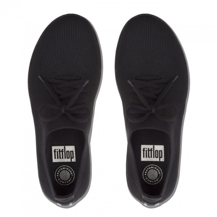 Fitflop F-Sporty Uberknit All Black