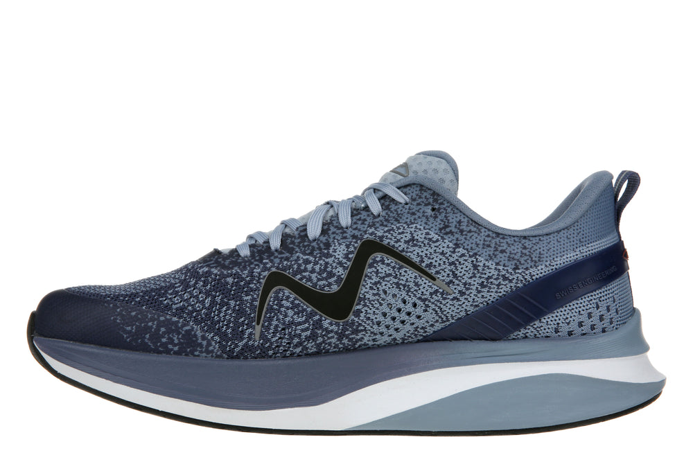 MBT Huracan 3000 Lace Up Dusty Blue