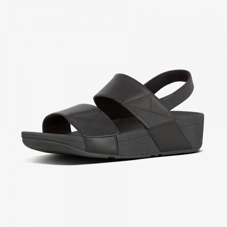 Laden Sie das Bild in den Galerie-Viewer, Fitflop Mina Sandal Black