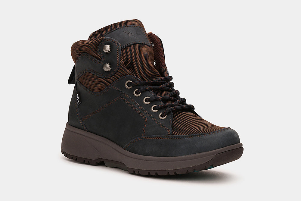 Stretchwalker Seattle Dry-X Navy/Brown