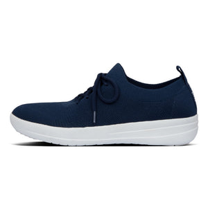 Laden Sie das Bild in den Galerie-Viewer, Fitflop F-Sporty Uberknit Navy