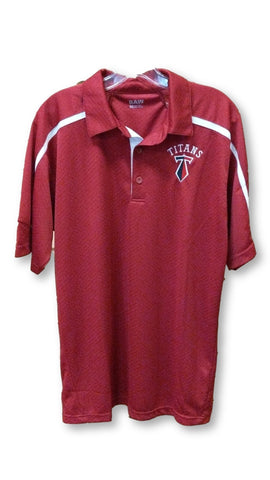 CHS BAW Monogram Polo Polo - Frisco Sports Center - Frisco, Texas
